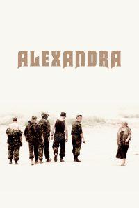 "Affiche du film ""Alexandra"""