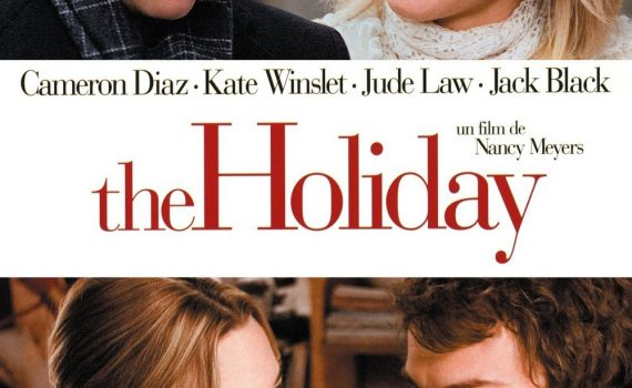 """Affiche du film """"The Holiday"""""""