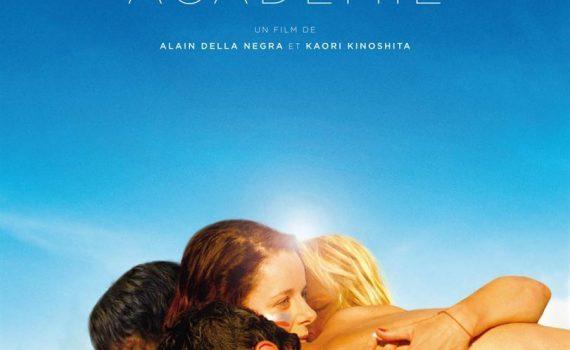 """Affiche du film """"Bonheur Académie"""""""