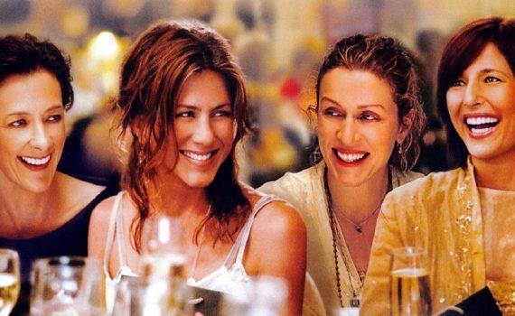 "Affiche du film ""Friends with Money"""