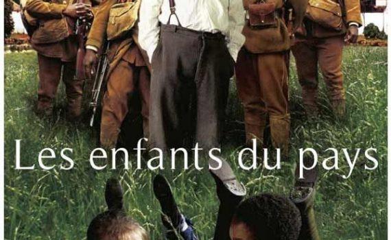 """Affiche du film """"Les Enfants du pays"""""""