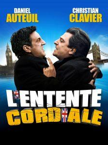 """Affiche du film """"L'Entente cordiale"""""""