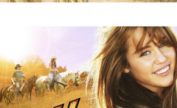 """Affiche du film """"Hannah Montana, le film"""""""
