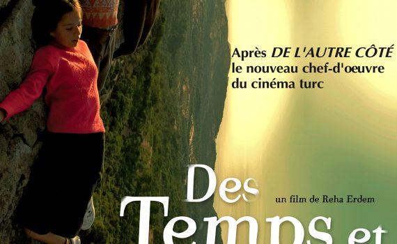 """Affiche du film """"Des temps et des vents"""""""
