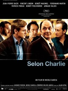 "Affiche du film ""Selon Charlie"""
