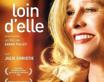 """Affiche du film """"Loin d'elle"""""""
