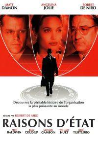 """Affiche du film """"Raisons d'état"""""""