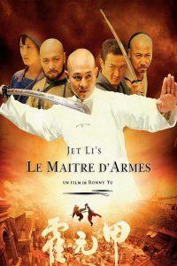 """Affiche du film """"Le Maître d'armes"""""""