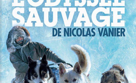 """Affiche du film """"L'Odyssée sauvage"""""""