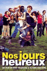 """Affiche du film """"Nos jours heureux"""""""