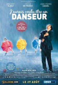 """Affiche du film """"J'aurais voulu être un danseur"""""""