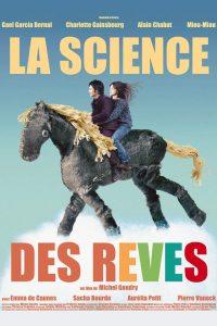 """Affiche du film """"La science des rêves"""""""