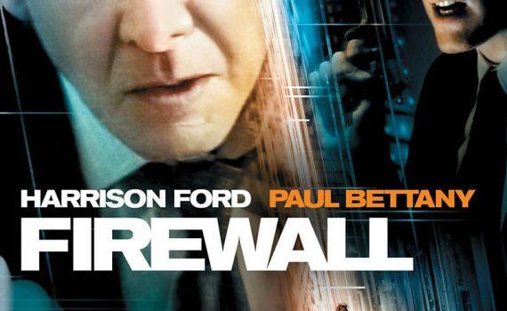 "Affiche du film ""Firewall"""