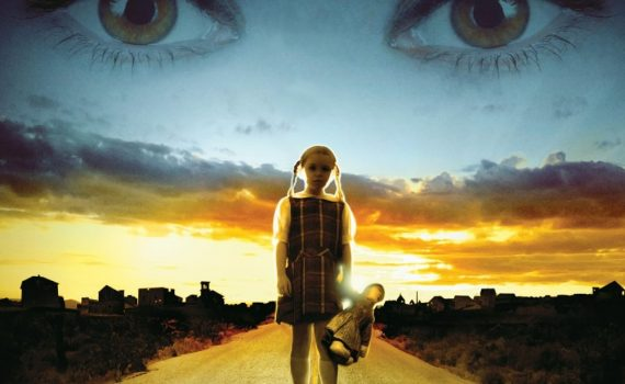"""Affiche du film """"Désolation"""""""