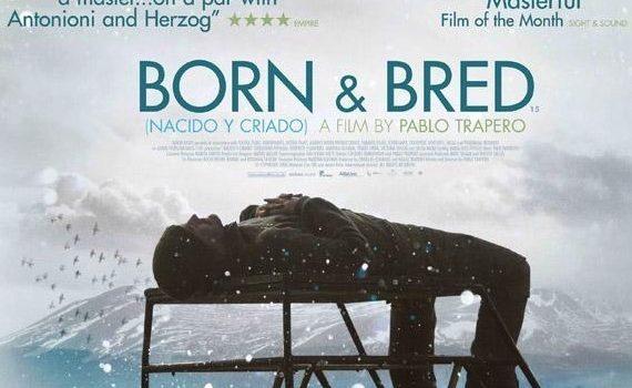 "Affiche du film ""Nacido y criado"""