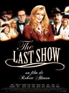 """Affiche du film """"The Last Show"""""""