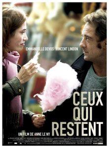 """Affiche du film """"Ceux qui restent"""""""