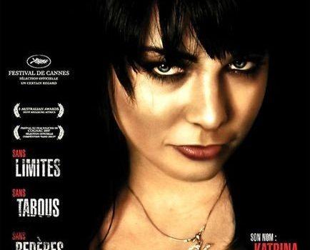 """Affiche du film """"Le Feu Sous La Peau"""""""