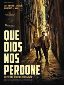 """Affiche du film """"Que Dios nos perdone"""""""
