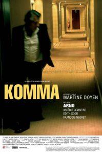 """Affiche du film """"Komma"""""""