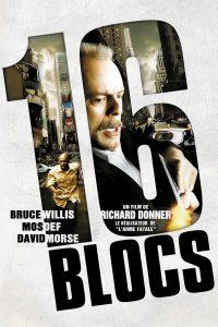 """Affiche du film """"16 blocs"""""""