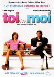 """Affiche du film """"Toi, c'est moi"""""""