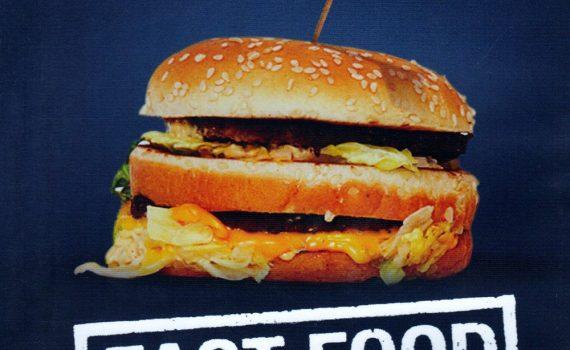 """Affiche du film """"Fast Food Nation"""""""