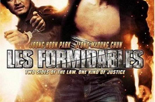 """Affiche du film """"Les Formidables"""""""
