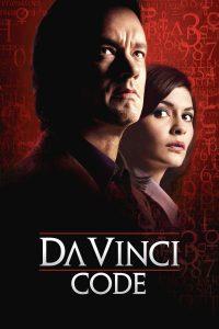 """Affiche du film """"Da Vinci Code"""""""