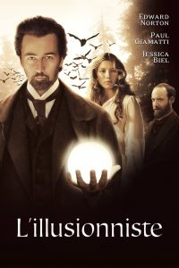 """Affiche du film """"L'Illusionniste"""""""