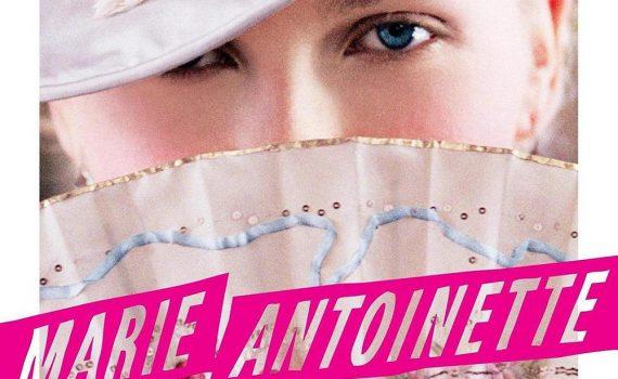 """Affiche du film """"Marie-Antoinette"""""""