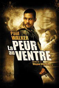 """Affiche du film """"La Peur au ventre"""""""