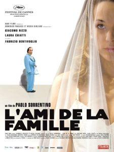 """Affiche du film """"L'ami de la famille"""""""