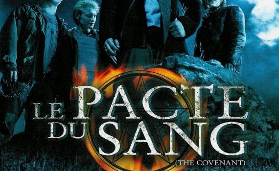 """Affiche du film """"Le Pacte du sang"""""""