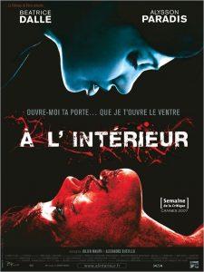 """Affiche du film """"À l'intérieur"""""""