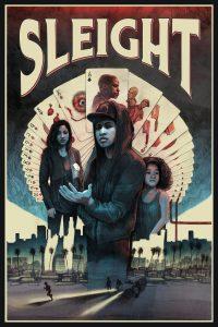 """Affiche du film """"Sleight"""""""