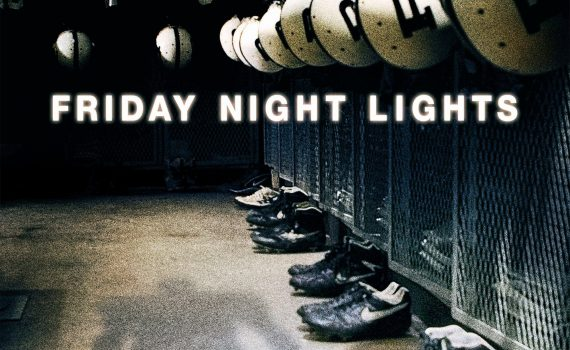 "Affiche du film ""Friday Night Lights"""