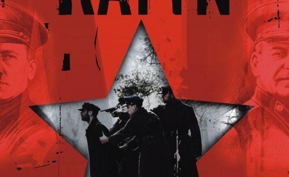 "Affiche du film ""Katyń"""