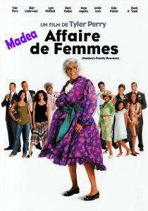 """Affiche du film """"Madea, Affaire de femmes"""""""
