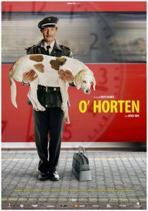 """Affiche du film """"La Nouvelle vie de Monsieur Horten"""""""