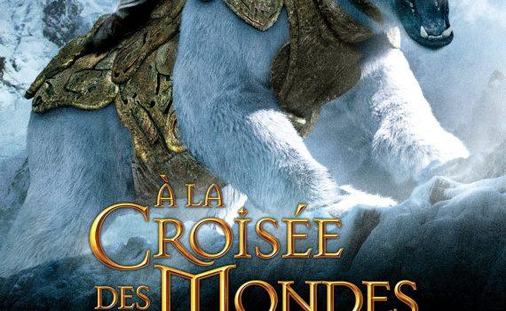 """Affiche du film """"À la croisée des mondes : La Boussole d'or"""""""