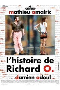 """Affiche du film """"L'histoire de Richard O"""""""