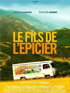 """Affiche du film """"Le Fils de l'épicier"""""""