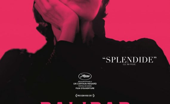 """Affiche du film """"Barbara"""""""