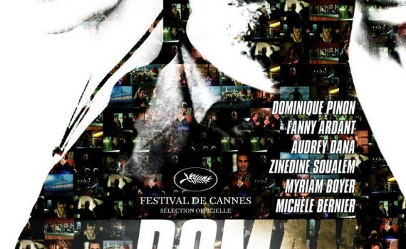 """Affiche du film """"Roman de gare"""""""