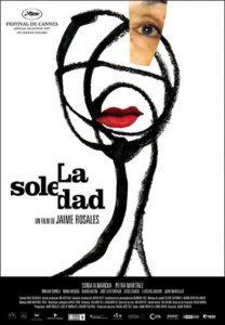 """Affiche du film """"La soledad"""""""