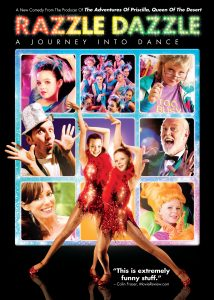"Affiche du film ""Dancing Queens"""