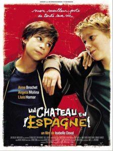 """Affiche du film """"Un château en Espagne"""""""