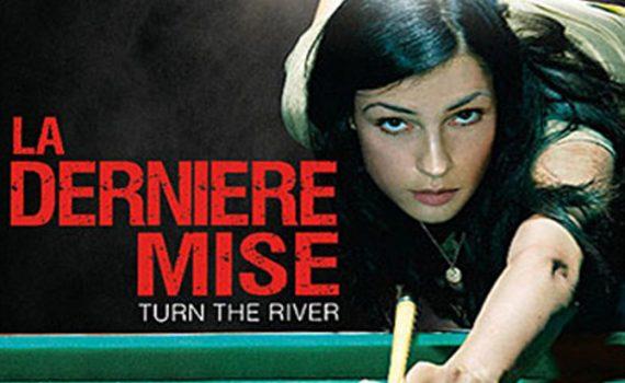 """Affiche du film """"La Dernière mise"""""""