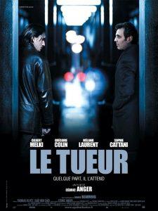 """Affiche du film """"Le Tueur"""""""